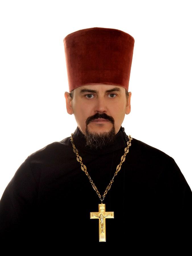 Протоиерей Роман Белоус