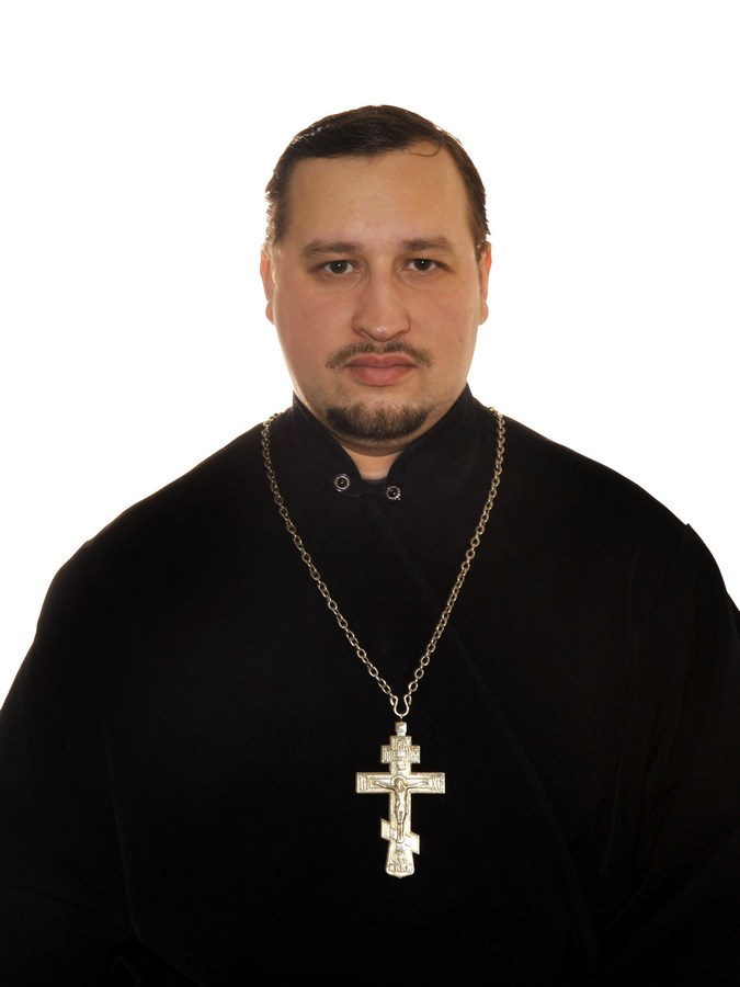 Иерей Сергей Кузнецов
