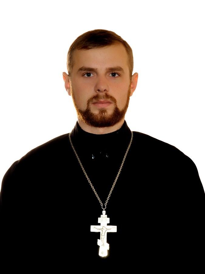 Иерей Максим Долгий
