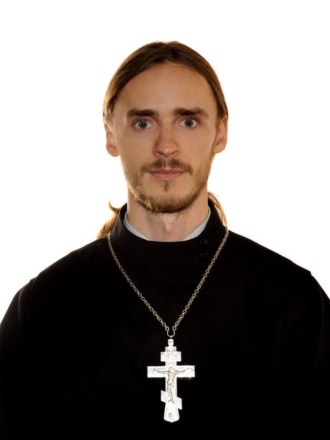 Иерей Сергей Шейко