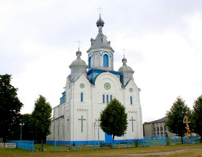 Храма Покрова Пресвятой Богородицы - Кривошин