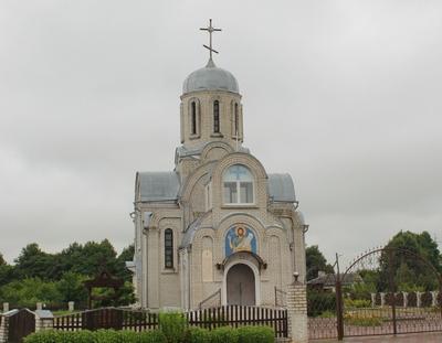 Храм Рождества Иоанна Предтечи - Прончаки