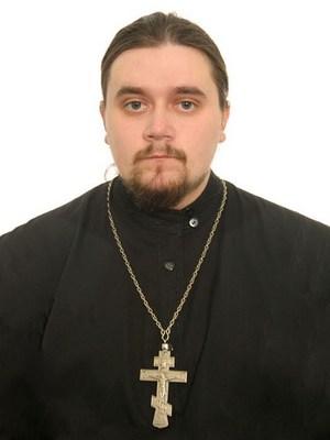 Иерей Константин Шелудько