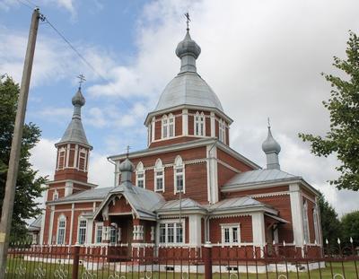 Храм Святых апостолов Петра и Павла - Остров