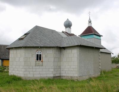 Храм Святых мучеников Антония, Иоанна и Евстафия Виленских - Святица