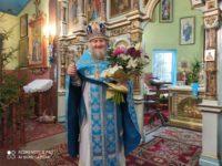 8 января 2020 года 30-летие рукоположения во диакона протоиерея Георгия Житко